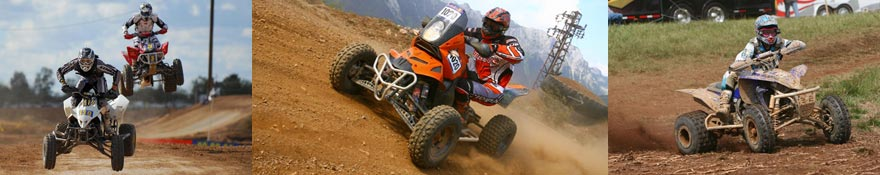 Batteries for ATV's, Quads and other offroad motorsports.